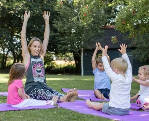 Little Yoga Studio - CRAIG CHRISTENING